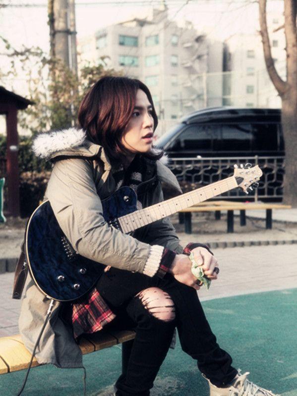 Playing as Kang Moo Kyul for Mary Stayed Out All Night - Jang Geun Suk, Jan Geun Seok, Jang Keun Suk