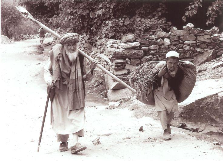 Taken Afghanistan 2005