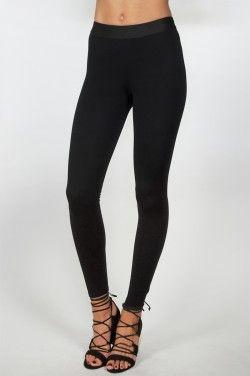 Pfeifer Pant in Black by Bailey 44 | www.shopblueeyedgirl.com