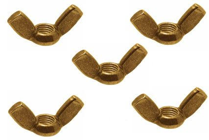 #BrassWingNuts  A #BrassWingNuts is provided by us at market leading prices to clients in wide range. The offered #BrassWingNuts are highly appreciated for their quality and longer functional life. These #BrassWingNuts are available in various sizes in the market.