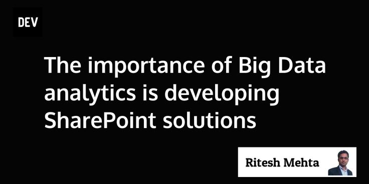 Big Data is definitely one of the hottest tech trends these days. When it comes to software systems and solutions, it has been making huge positive impact.