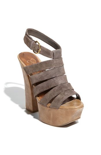 never thought I would love anything about jessica simpson, but i do adore these shoes