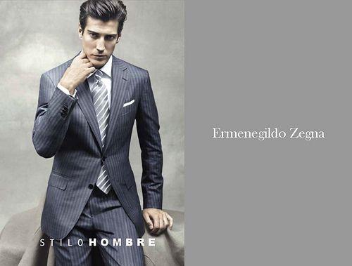 W TIVIANO marka Zegna reprezentowana jest przez wysokiej jakości wełny.