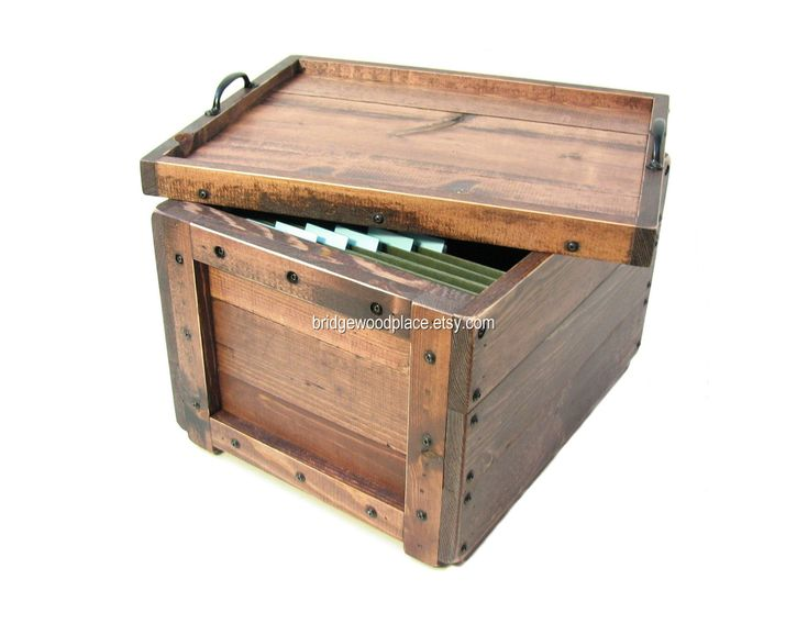 Crate Metal Google Search Wooden Boxes Wood Storage