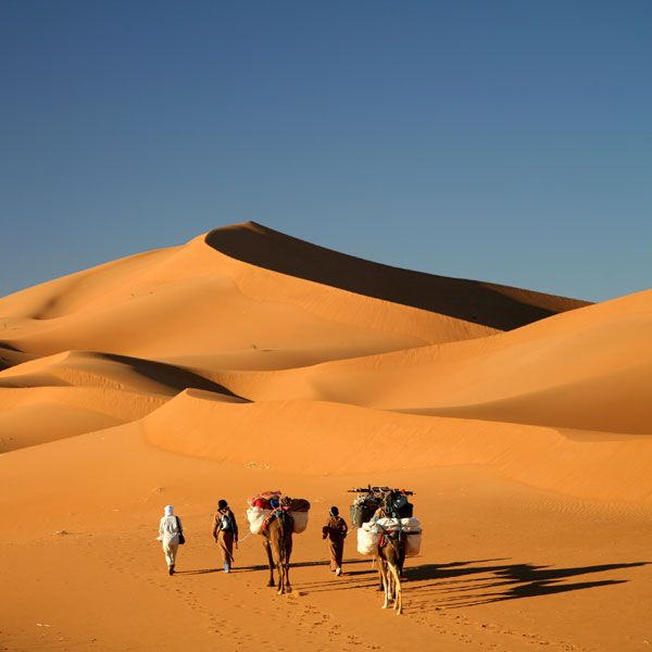 In Marocco alla scoperta del deserto del Sahara