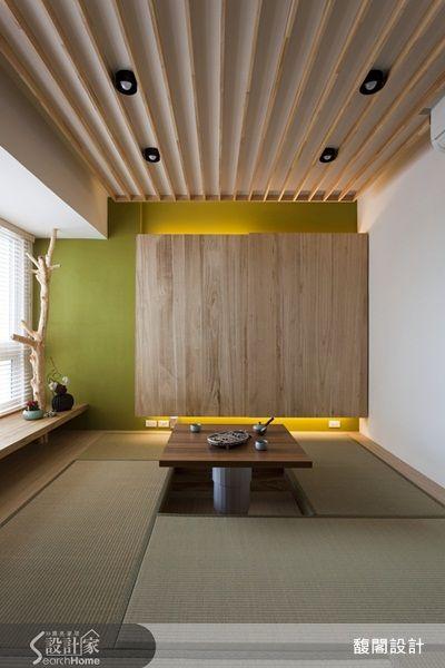 北歐風/透天別墅/新成屋(5年以下)/和室 colors and lines is so nice, tatami not carpet, pop up table/storage!!
