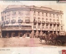 Jeden z najbardziej wypasionych, polskich przedwojennych hoteli był właśnie TU! Ależ się działo... ;)http://mlodywschod.pl/przestrzen-miasta/najbardziej-elegancki-hotel-przedwojennego-bialegostoku/