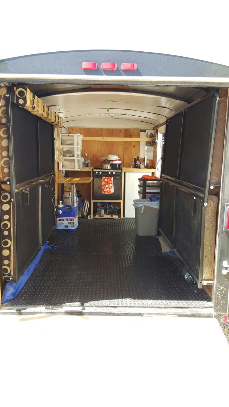 Best 7 Best Cargo Trailer Rv Fold Up Bunk Beds Images On 400 x 300