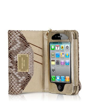 Michael Kors iPhone Wristlet