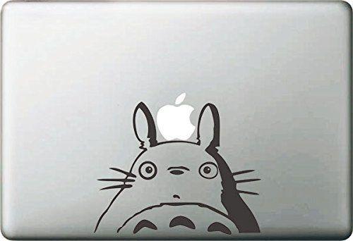 Mon voisin Totoro par i-Sticker: Stickers autocollant MacBook Pro Air décoration ordinateur portable Mac Apple - https://streel.be/mon-voisin-totoro-par-i-sticker-stickers-autocollant-macbook-pro-air-decoration-ordinateur-portable-mac-apple/