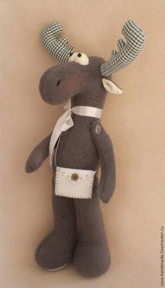 Купить Набор для изготовления текстильной игрушки