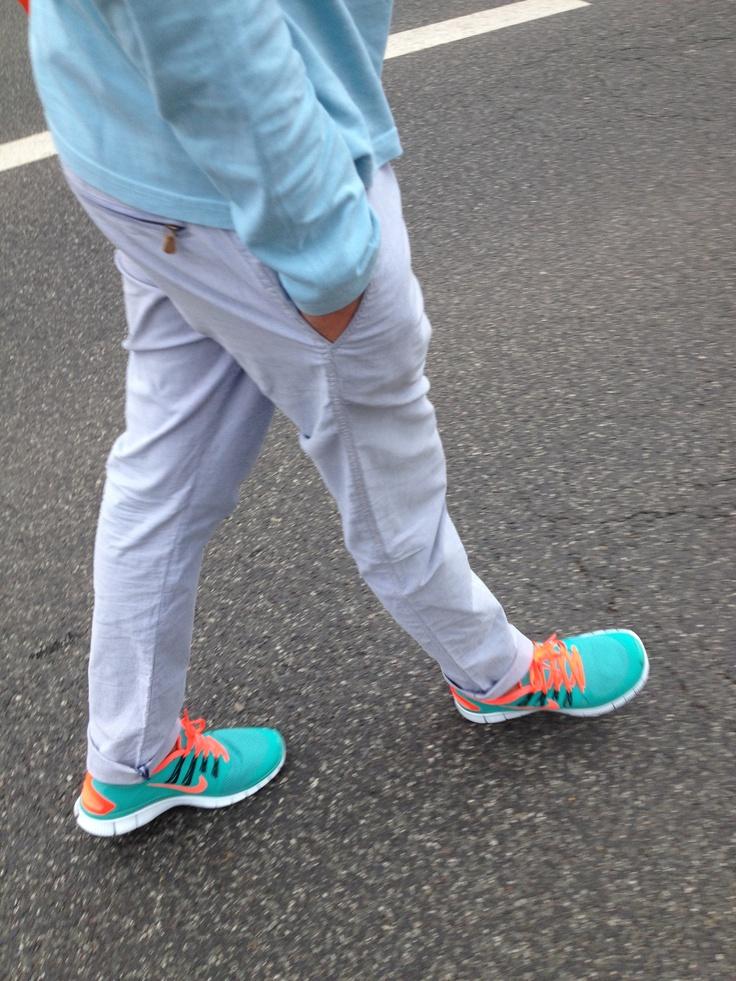 RUN...Nike Free 5.0
