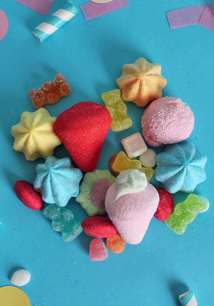Tante colorate caramelle ti aspettano sul blog! Ricette, decorazioni e kit da scaricare!
