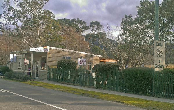 The Possum Shed: Westerway Cafe Surrounded by raspberry fields, backed by the Tyenna River, this is a must stop spot for the best coffee in Tasmania.