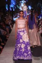 "Chek out Manish Malhotra's ""Blue Runway"" Collection for Summer/Resort 2015. View on: http://www.vogue.in/content/manish-malhotra-0"