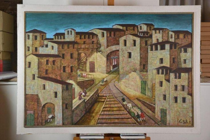 500 opere di Norberto, da ammirare ad Assisi « ilTamTam.it il giornale online dell'umbria