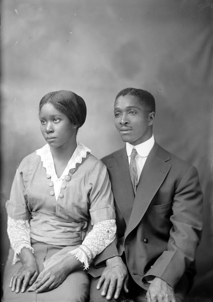 Rosa Ford from Negatives from the Charlottesville photographic studio plus an index volume; Holsinger's Studio (Charlottesville, Va.) (1890-1938) Albert and Shirley Small Special Collections Library, University of Virginia.