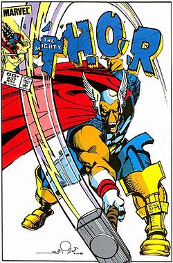 Move over Thor, here comes Beta Ray Bill