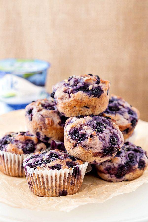Gluten Free Egg Free Dairy Free Blueberry Muffins Dairy Free