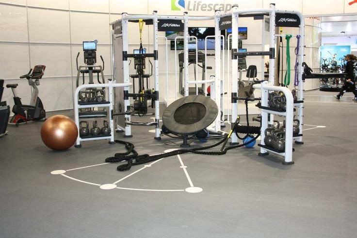 Life Fitness Synrgy 360 (white)