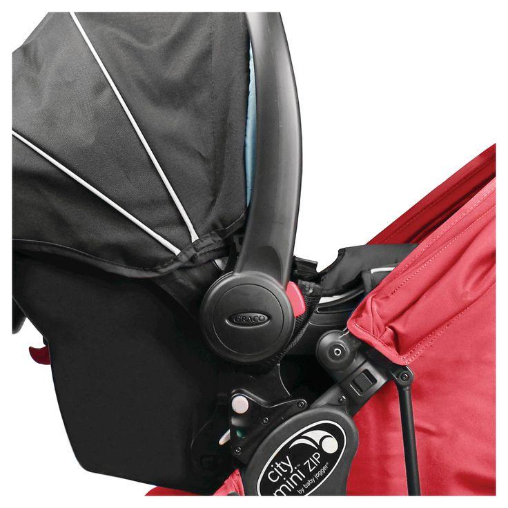 City Mini Zip Single Car Seat Adapter for Baby Jogger
