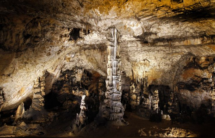Magyarország legszebb tájai - Cseppkőképződmények a Baradla-barlangban, az Aggteleki Nemzeti Parkban