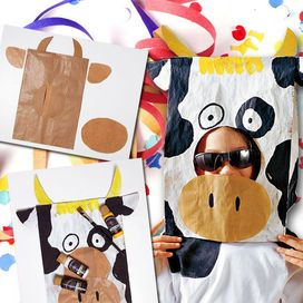 Maschere di Carnevale fai da te: gli animali - Bambini 4-12   Donna Moderna