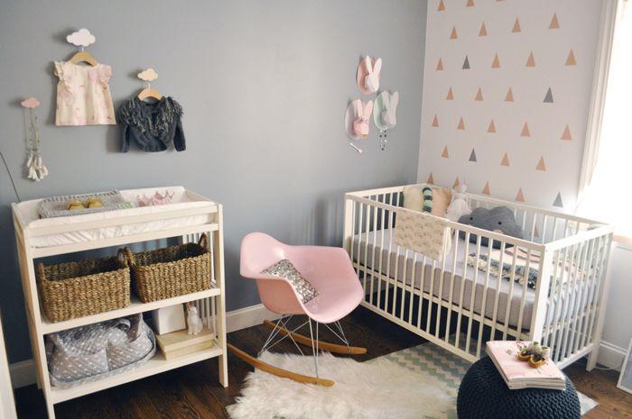 KIDS ROOM : Lapins et Pastel dans la chambre de Lula |