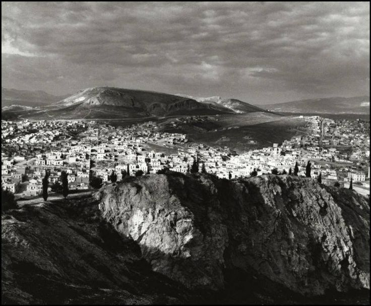 Athens. 1937. Photo by Herbert List