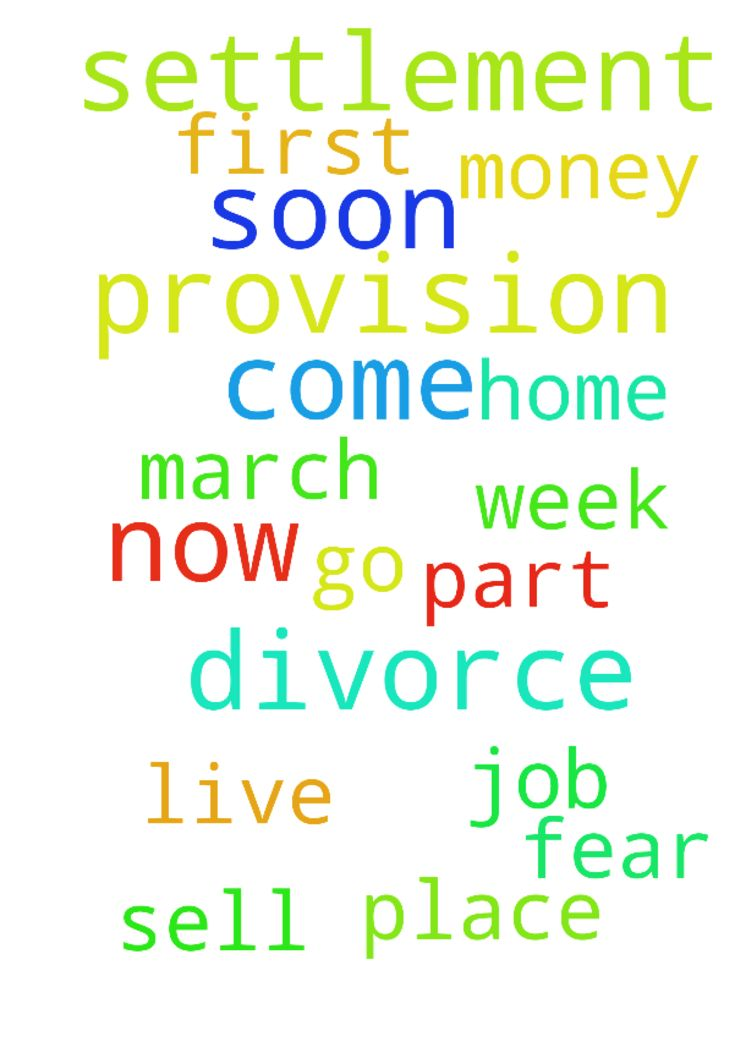 Las 25 mejores ideas sobre Divorce Settlement en Pinterest Divorcio - settlement agreement
