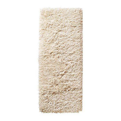 IKEA - GÅSER, Tappeto, pelo lungo, Il pelo lungo attutisce i suoni e offre una superficie morbida su cui camminare.Il tappeto è durevole, resistente alle macchie e di facile manutenzione poiché è in fibre sintetiche.Il pelo lungo ti permette di unire diversi tappeti senza che le giunzioni siano visibili.
