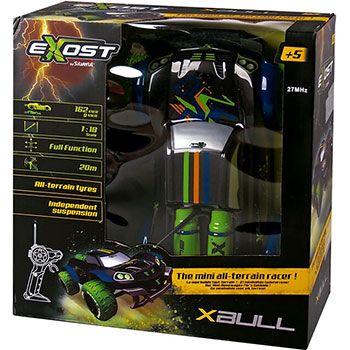 Exost Cars Τηλεκατευθυνόμενο Αυτοκίνητο X-Bull 1:24