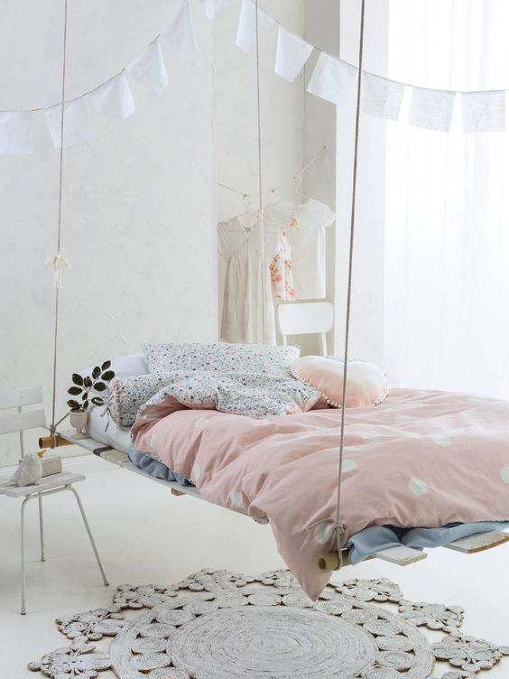 Die besten 25+ Schlafzimmer Schaukel Ideen auf Pinterest - nachhaltige und umweltfreundliche schlafzimmer mobel und bettwasche