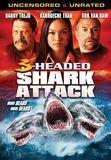 3 Headed Shark Attack [DVD]