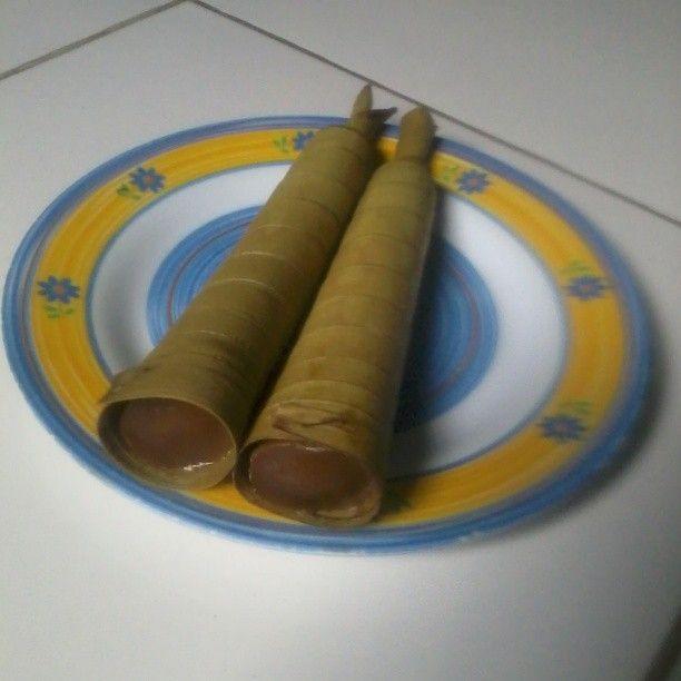 Jajanan, Kue Basah, Dumbek, Tradisional, Blora, Jawa Tengah, Indonesia