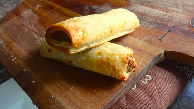 Husband Friendly Thai Style Sausage Rolls