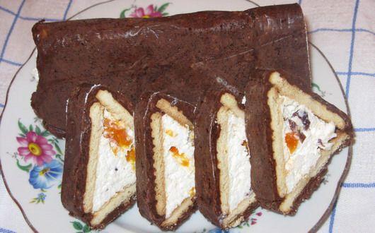 Тортик без выпечки.