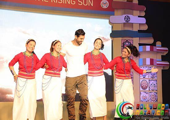 John Abraham Roped In As Brand Ambassador Of Arunachal Pradesh  #Bollywoodnazar #JohnAbraham