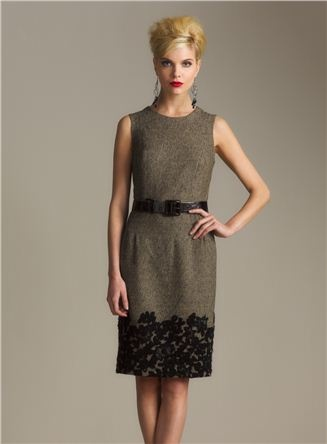 Love this dress :): Fashiontown Usa, Fashion Style, Clothes, Dresses, Tweed Sheath, Fashion Tips, Accessories, Wear
