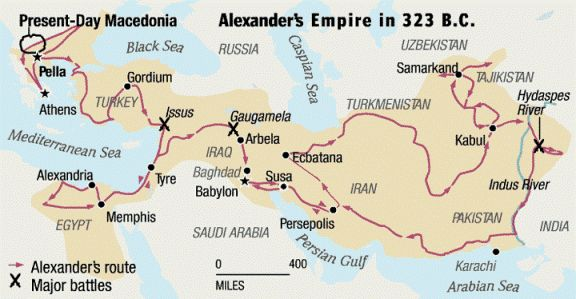 Iranian (Persian) & Macedonian (Greek) Invasion Persian Invasion (550 BC) Contemporary to reign of Bimbisara, Persian attacked N-W front of India & Magadha continued to rise in N-E & Central-north in India In N-W front of India, several small provinces like Kamboja, Gandhara & Madra did not have a political unity & continuously fought with