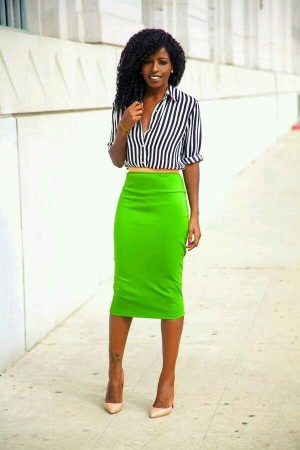 Ideas de outfits coloridos para que te inspires   Belleza