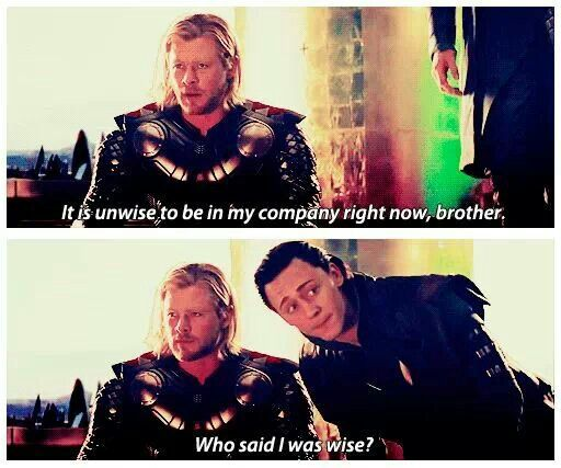 Also the one where Loki was made legitimate king by Frigga, as it sheds more light on his sense of injustice.