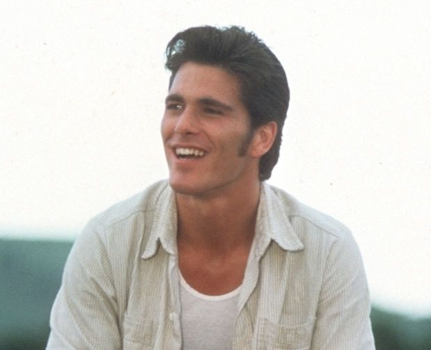 """""""Jake Ryan""""   In 1991 the dashing actor decided to call it quits on acting due to lack of roles in the industry and focused on carpentry to help raise his two kids with his ex-model wife in Virginia."""