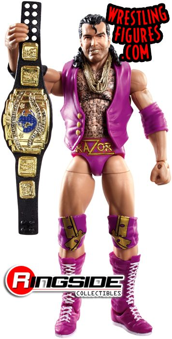Razor Ramon - WWE Defining Moments | Ringside Collectibles
