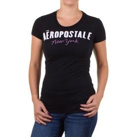 T-Shirt manches courtes noir - Aéropostale @My-Store.ch