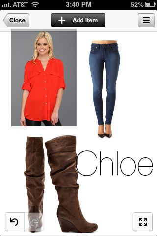 Pitch perfect chloe inspired outfit