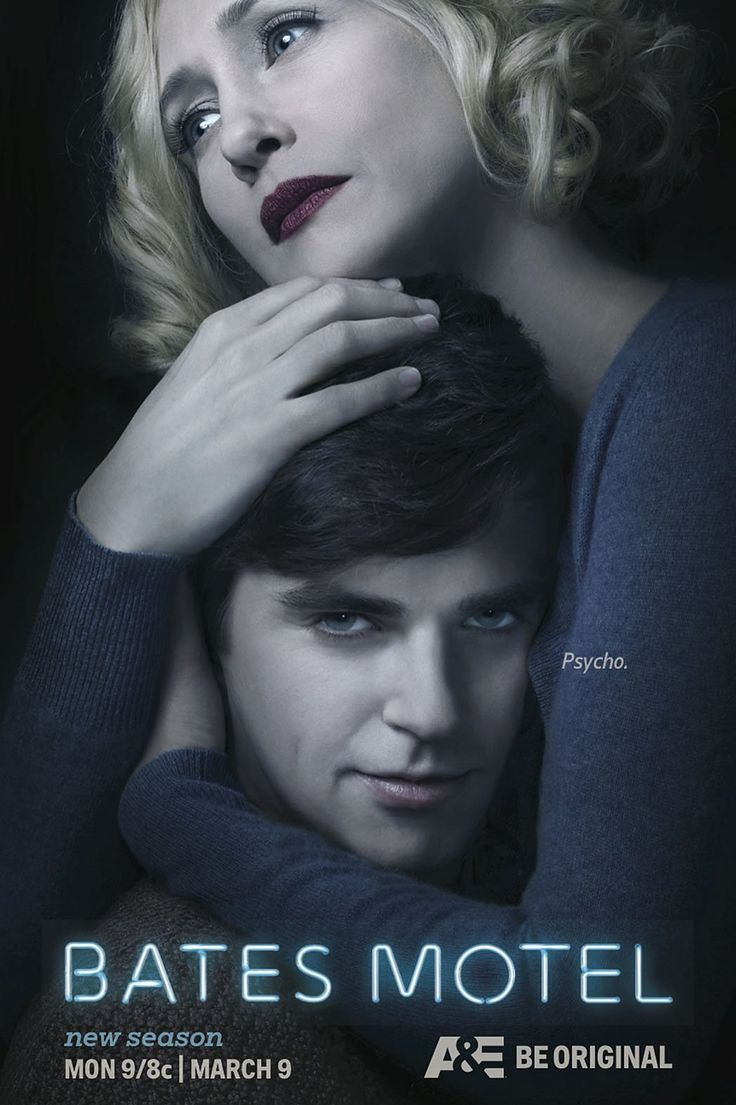 "'Bates Motel' - Bates Motel"" is a contemporary prequel to the genre-defining film ""Psycho,"" and gives a portrayal of how Norman Bates' (Freddie Highmore) psyche unravels through his teenage years. Fans discover the dark, twisted backstory of Norman Bates and how deeply intricate his relationship with his mother, Norma (Vera Farmiga), truly is."