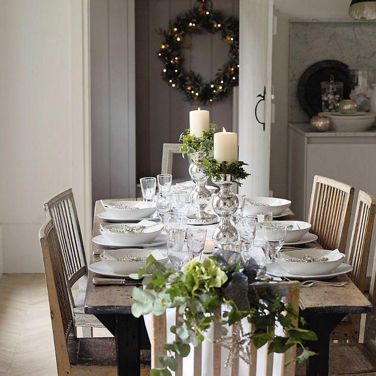 59 best Aranżacje Bożonarodzeniowego stołu | Ideas for ...