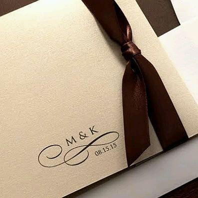 MuyAmeno.com: Tarjetas e Invitaciones para Bodas Elegantes, Parte 2