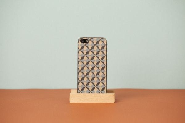 Wood'd iPhone Skin - Stars and Stones, €11.50